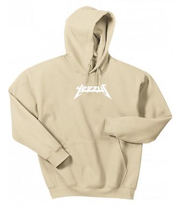 Yeezus Hoodie Sweatshirt Pastel Sand Yeezus Saison 3