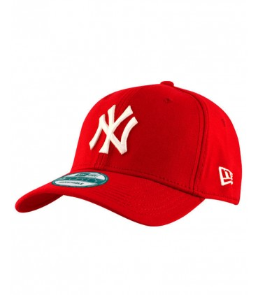 New Era League Essential NY 9forty Rouge Ajustable