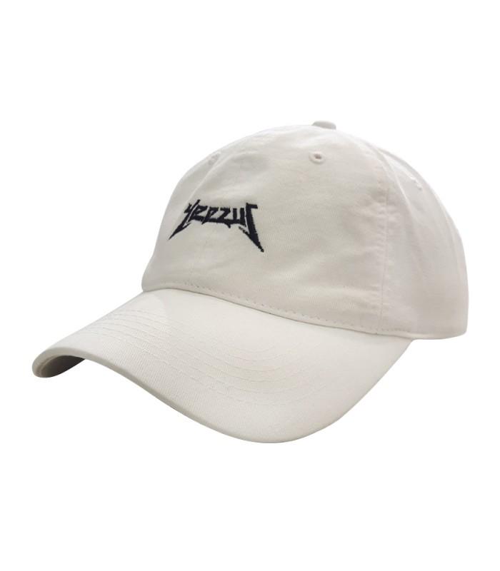 Yeezus Dad Hat Off White Kanye West Merch 93ac96476c2