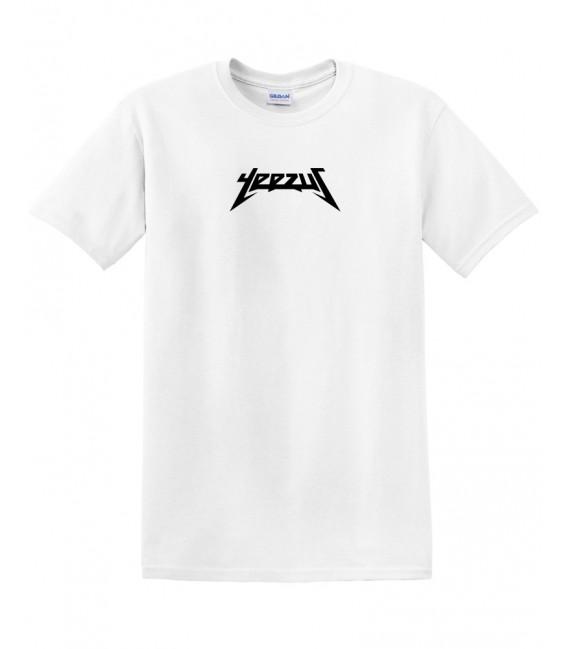 Yeezus T-Shirt Blanc Yeezus Merch
