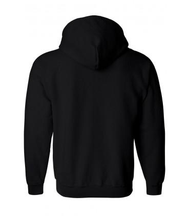Vegeta Super Saiyan God Hoodie Sweatshirt Black