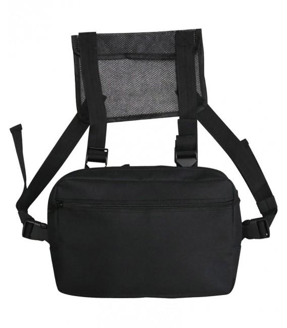 Chest Bag Sacoche Poitrine Bretelles Réglables