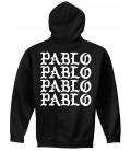 I Feel Like Pablo Sweat Capuche Noir Pablo Merch
