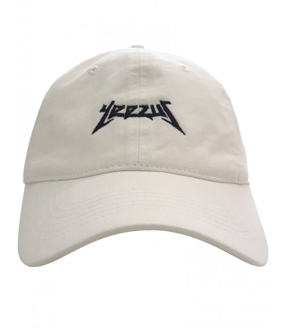 Yeezus Dad Hat Off White Kanye West Merch