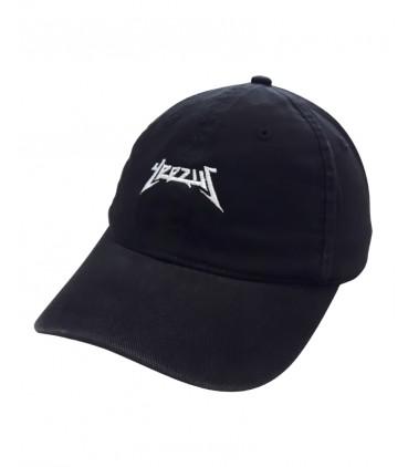 Yeezus Dad Hat Black Kanye West Merch