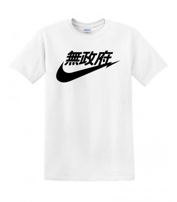 Anarchy Air Japan Tee White
