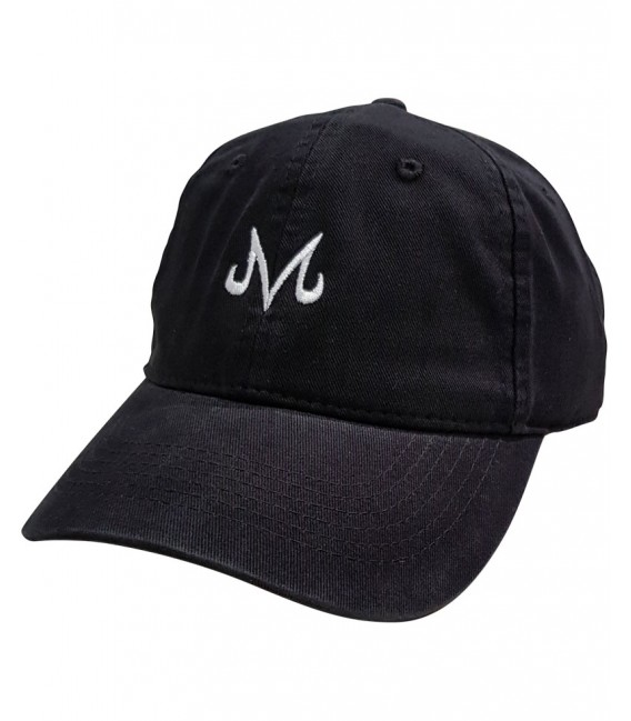 Majin Dad Hat Noir Dragon Ball Z Merch