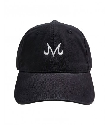 Majin Dad Hat Noir Dragon Ball Z Merch