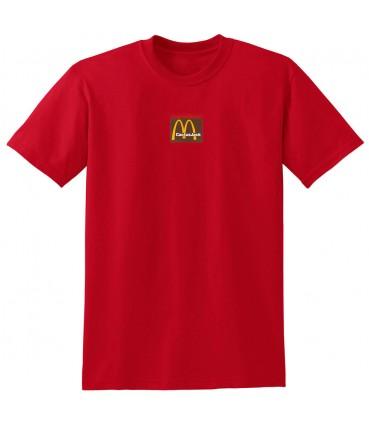T-Shirt Travis Scott x McDonald's Sesame Inv III Rou